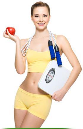 программа питания для похудения для женщин дома